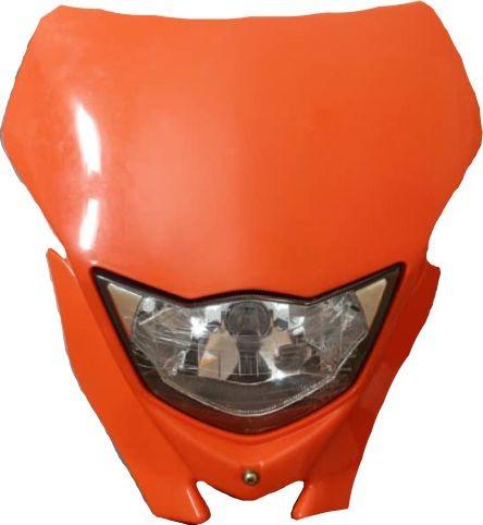 کله چراغ موتورسیکلت تریل فلات 200
