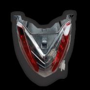 چراغ خطر موتور پالس135